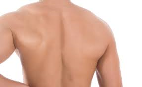 Men's Upper Back Waxing