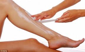 Women's Upper Leg Waxing